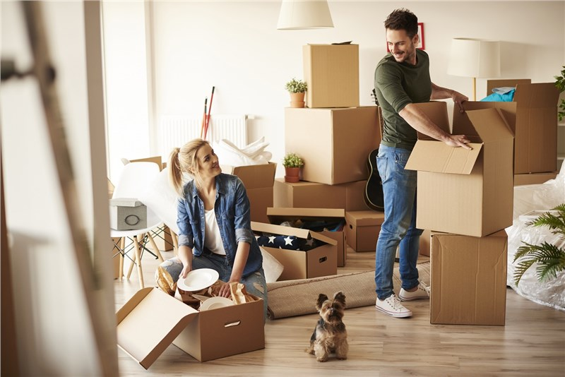What to Do When You Move into Your First Home