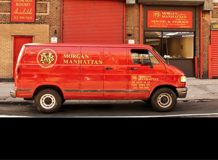 Morgan Manhattan Moving Company