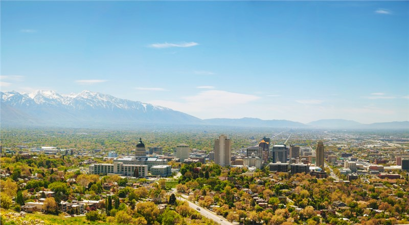 Popular cities to move to in Salt Lake City