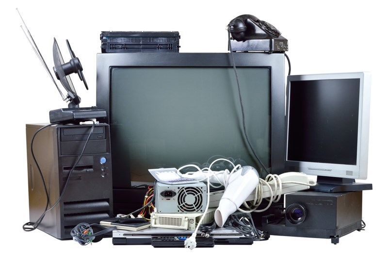 E-Waste Disposal Tips Before Moving Day