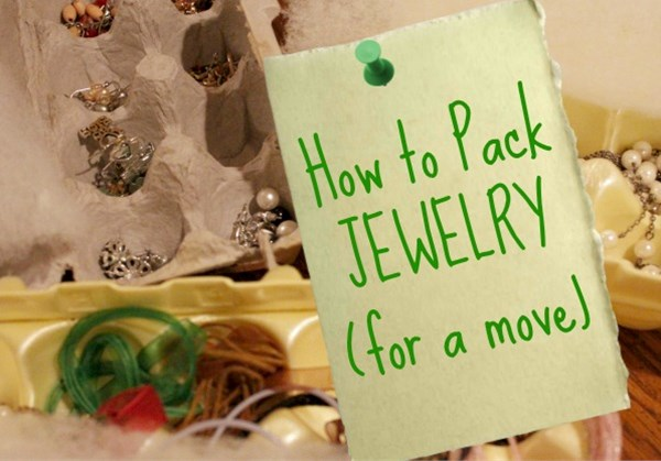 Moving Tips: How To Pack Jewelry