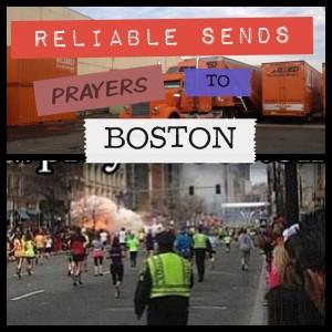 Reliable Prays for Boston