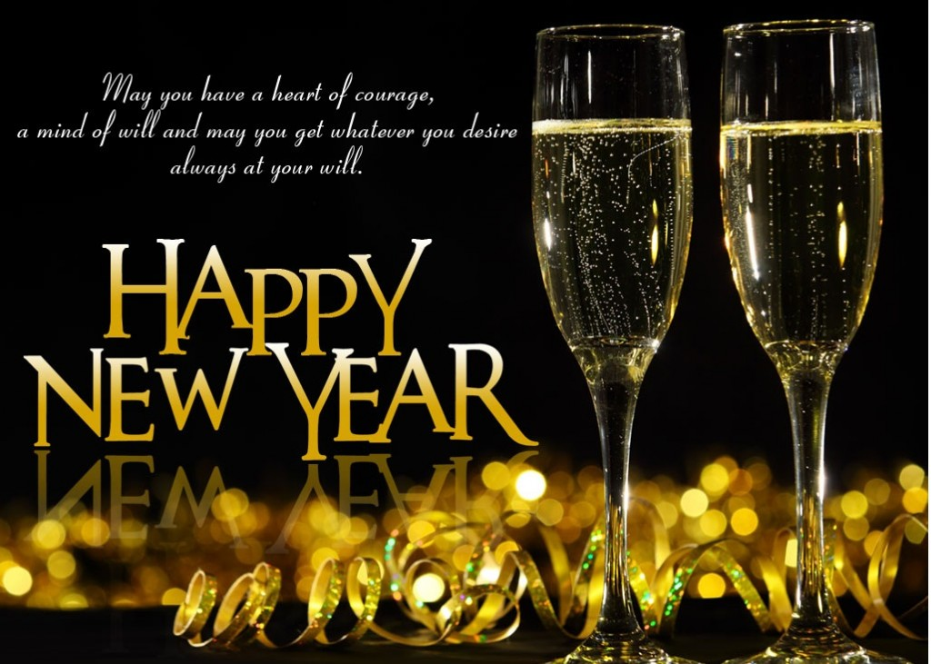 Wishing Everyone a Healthy and Happy New Year...