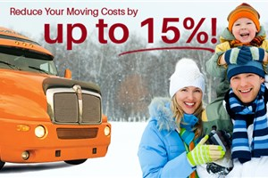 O'Briens Moving & Storage Promotion