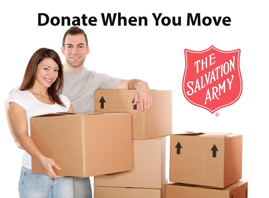 Salvation Army Donate Your Goods