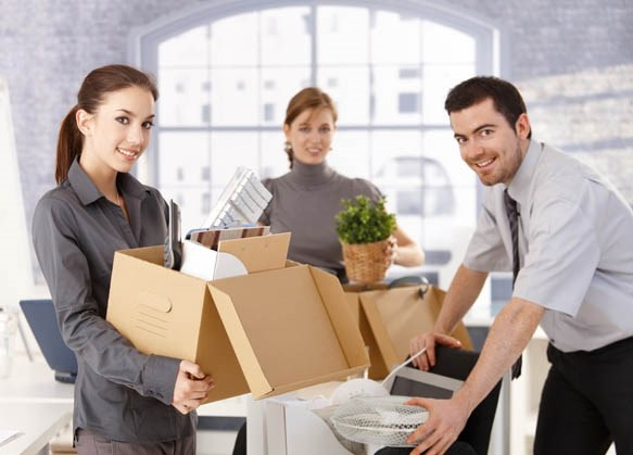 Rockford Office Movers Keep Your Business Running