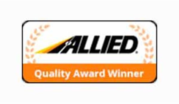 Allied Quality Award Winner