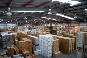 San Jose Warehousing and Distribution