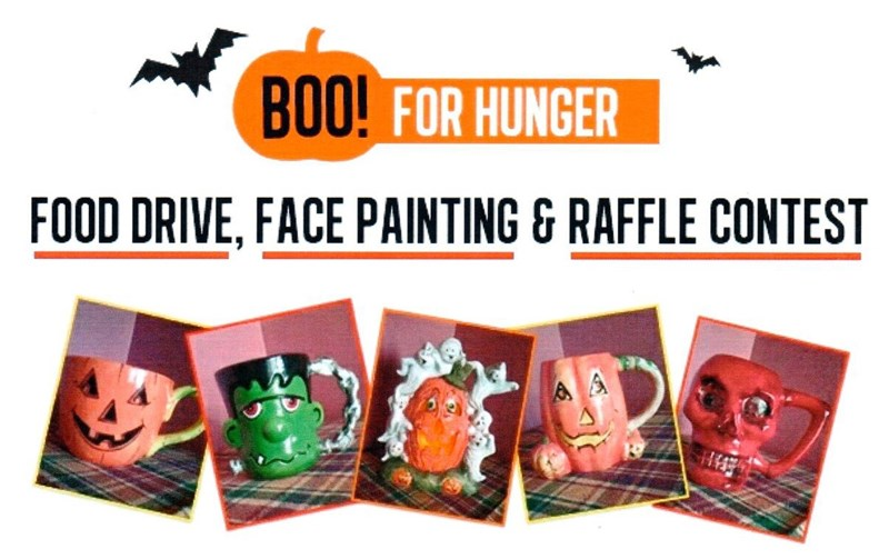 Boo! for Hunger and Yay! for Fun