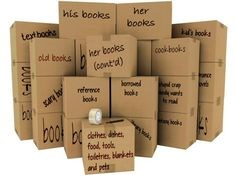 Tips for Labeling a Box for your Move