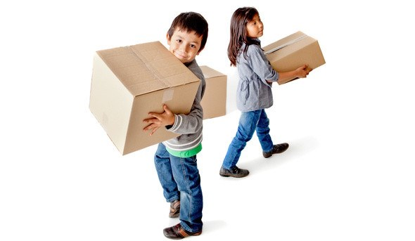 5 Tips to Prepare Your Kids for the Move