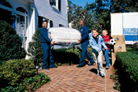 Boston Residential Movers Making a difference One Move at A Time!