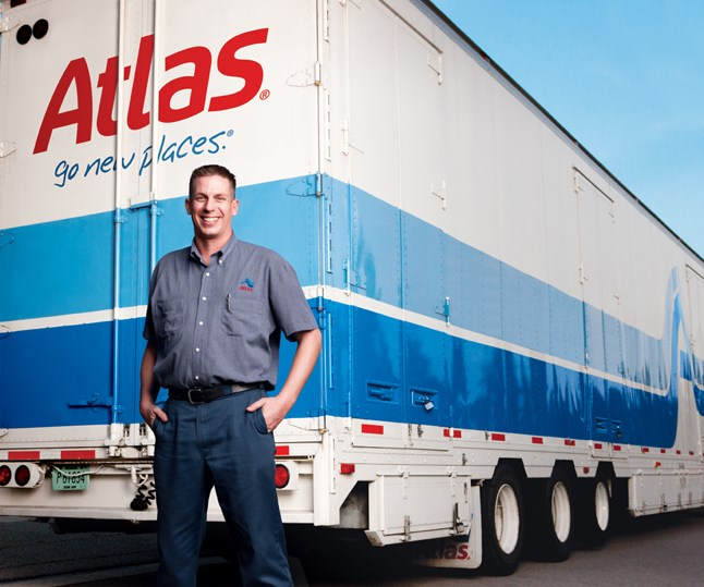 Atlas Named the Best Overall Moving Company by Reviews.com