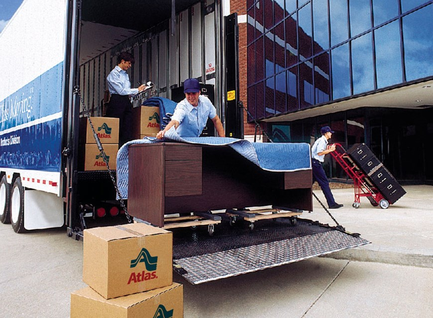 Ohio Commercial Movers