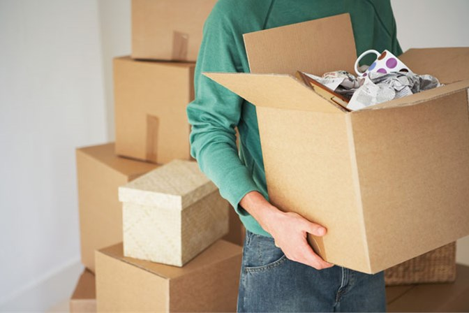 NJ Movers Packing Service