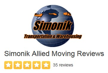 Packing Service and Moving Reviews for Simonik Transportation