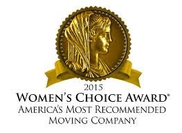 Allied Wins The 2015 Women's Choice Award For Movers
