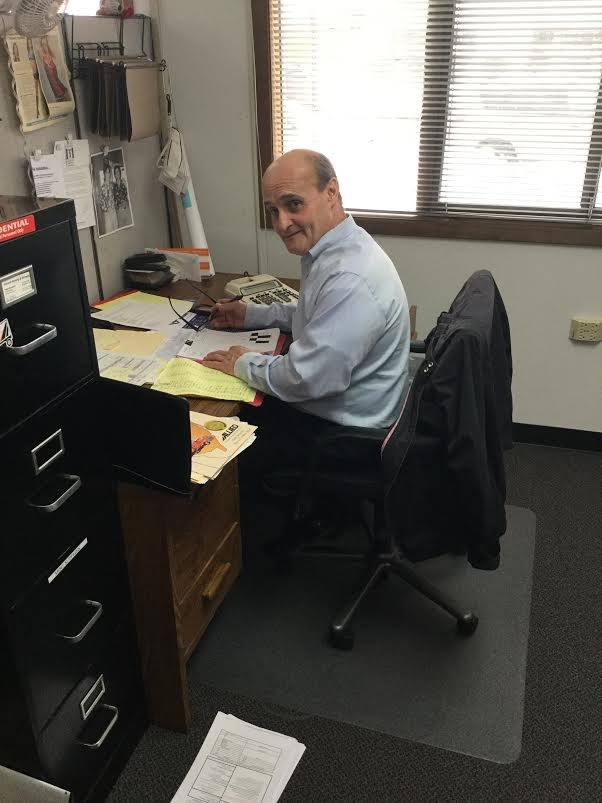 Meet Your V.P. of Commercial Sales Ralph Montanile