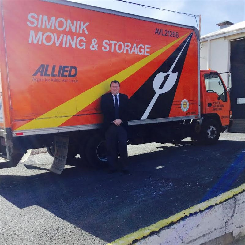 Meet Your Relocation Consultant Matthew Simonik