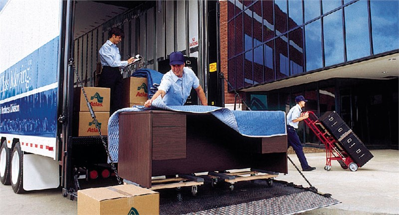Meeting Every Demand: Our Commercial Movers