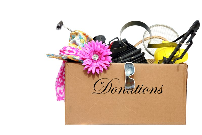 Simplify Your Next Move by Donating Unwanted Items!