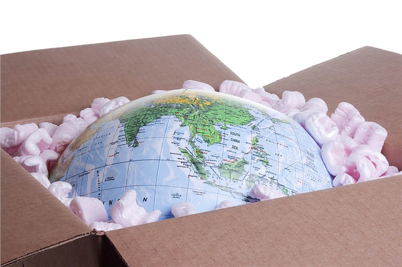 Simplified Overseas Moving Services