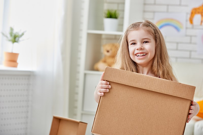 Preparing for a Summer Move with Kids