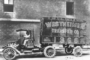 Houston Chronicle Recognizes Westheimer Transfer Among Houston's Oldest Companies