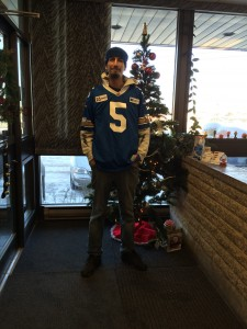 Winner Announced for Winnipeg Blue Bombers Signed Jersey Giveaway
