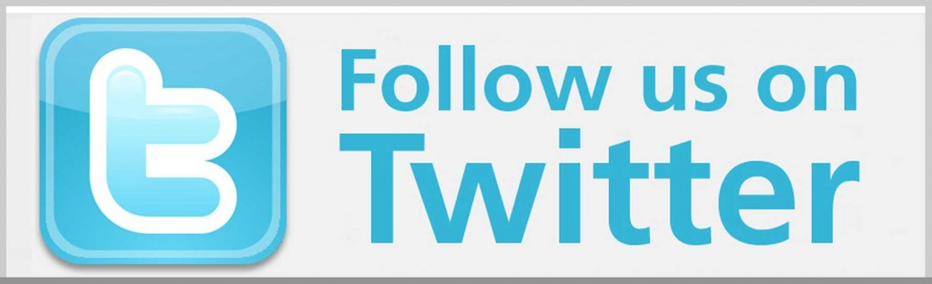 Find and Follow Us on Twiiter