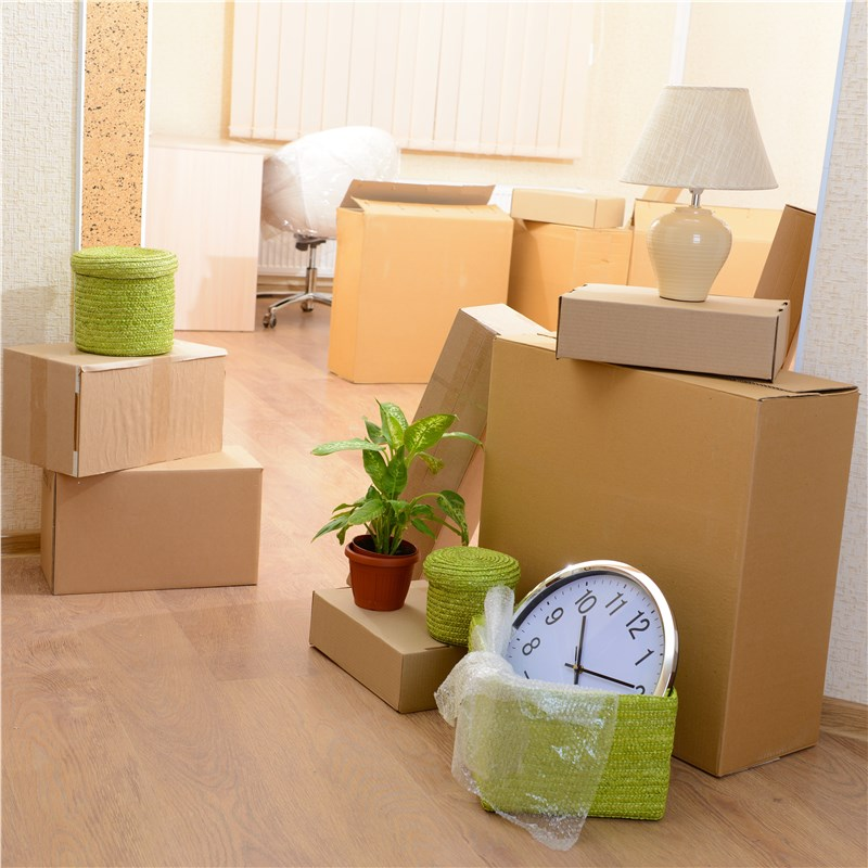 3 Genius Ways to Upcycle Moving Boxes