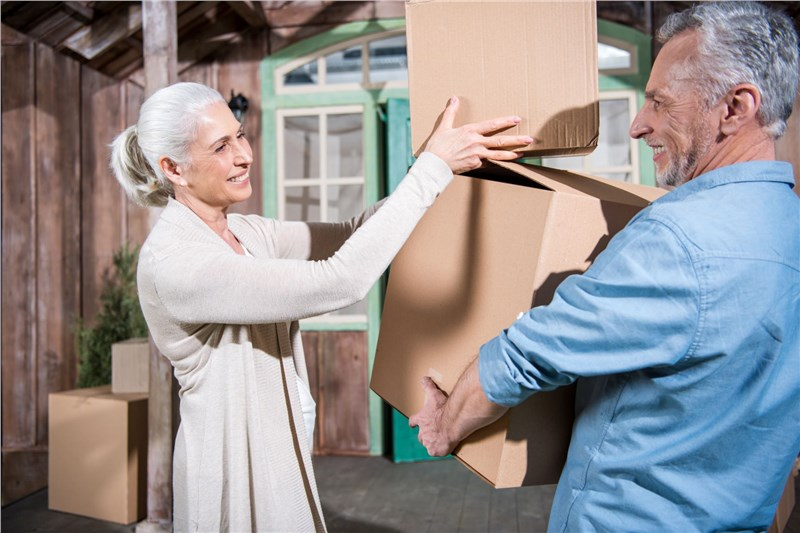Senior Moving Survival Tips