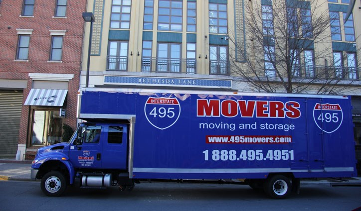 Five Tips for Finding the Best Bethesda Movers