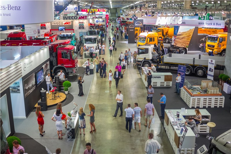Where to Send Your Exhibition Materials for a Trade Show