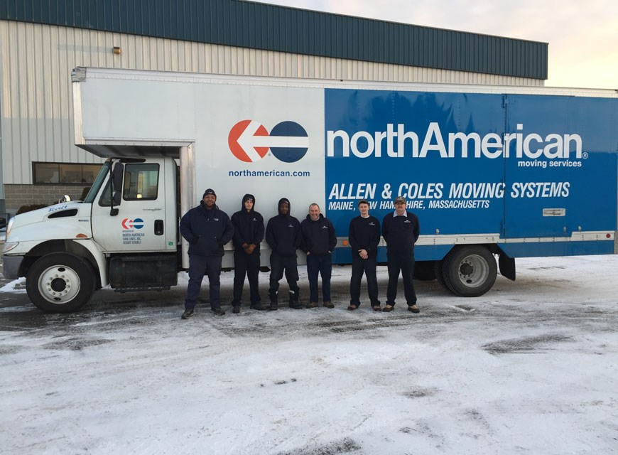 Allen and Coles Moving Systems