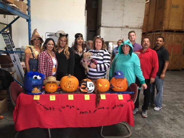 Happy (Belated) Halloween from Alex Moving & Storage