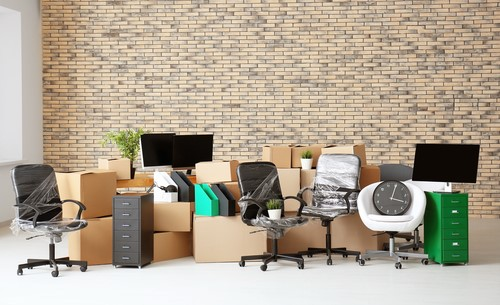 How Do I Pack My Home office or Business for a Move?