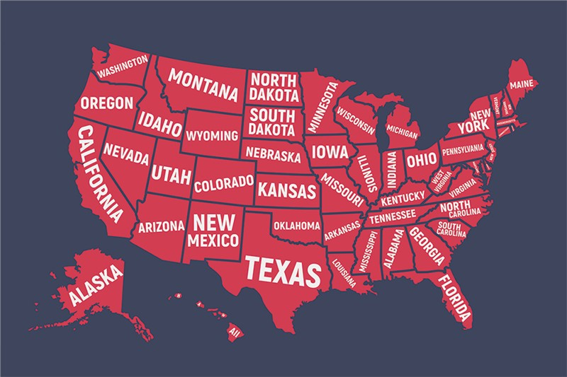 Atlanta Office Movers Share The Top 3 States For Business Relocation