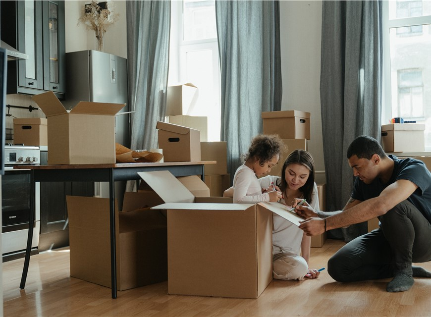 Atlanta Residential Movers