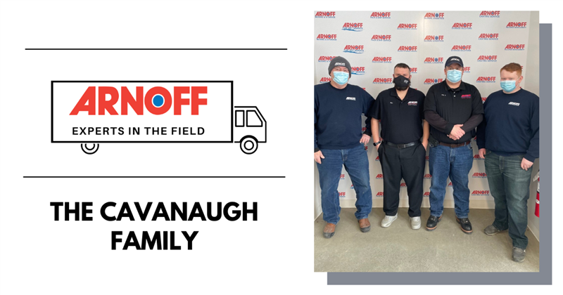 Experts in the Field - The Cavanaugh Family