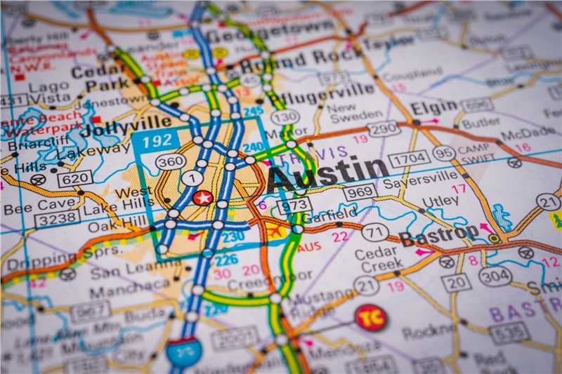 Moving Long Distance to Austin for Tech Career Opportunities