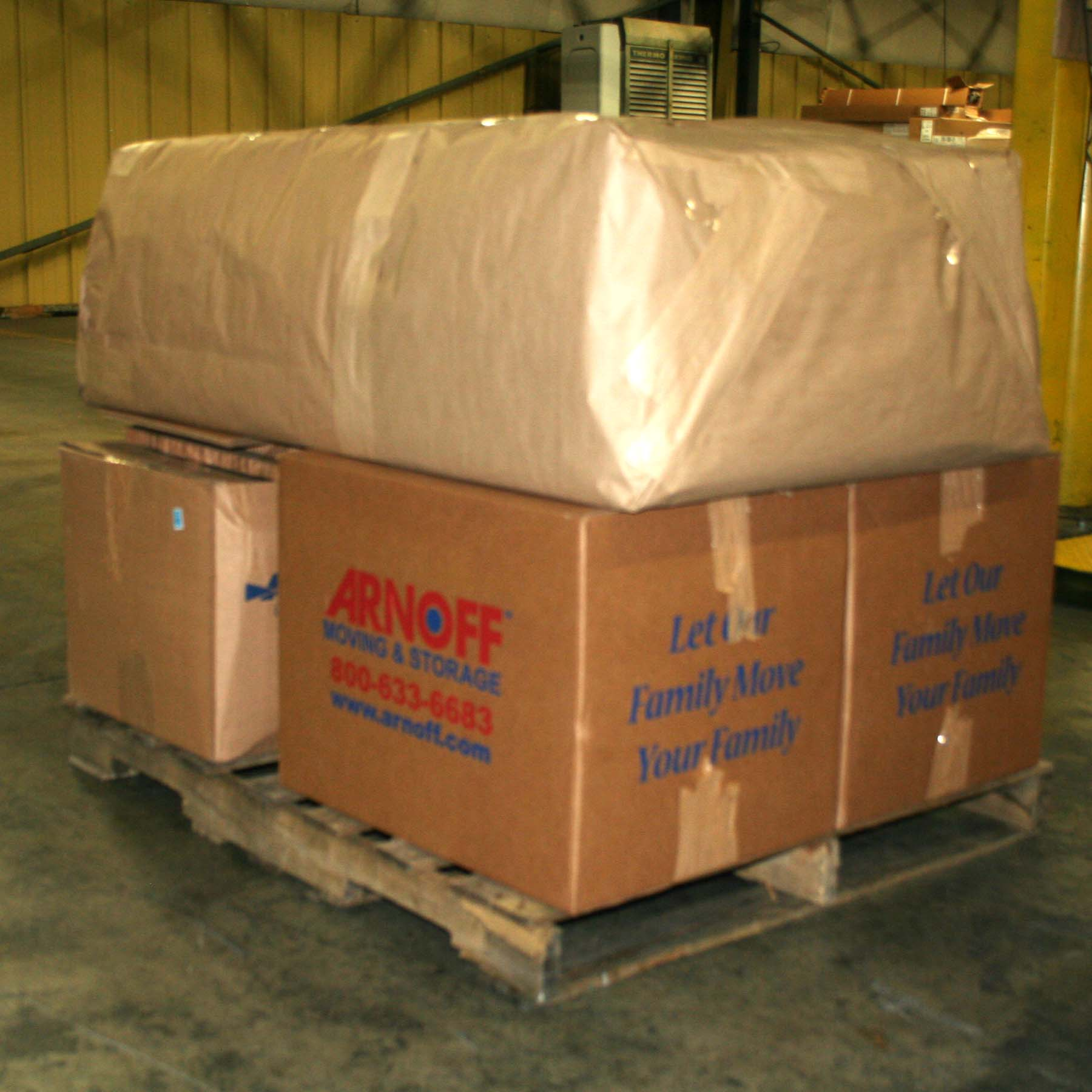 Shipping Via Freight Blog Arnoff Moving Amp Storage
