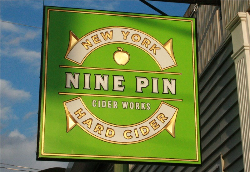 How Arnoff Global Logistics Delivered for Nine Pin Ciderworks