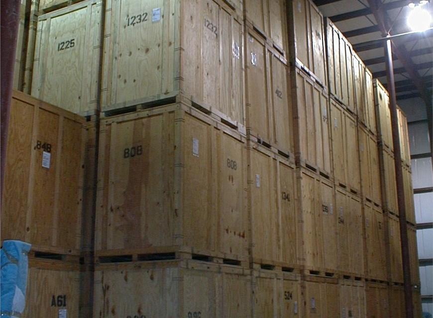Arnoff's VAULT Storage