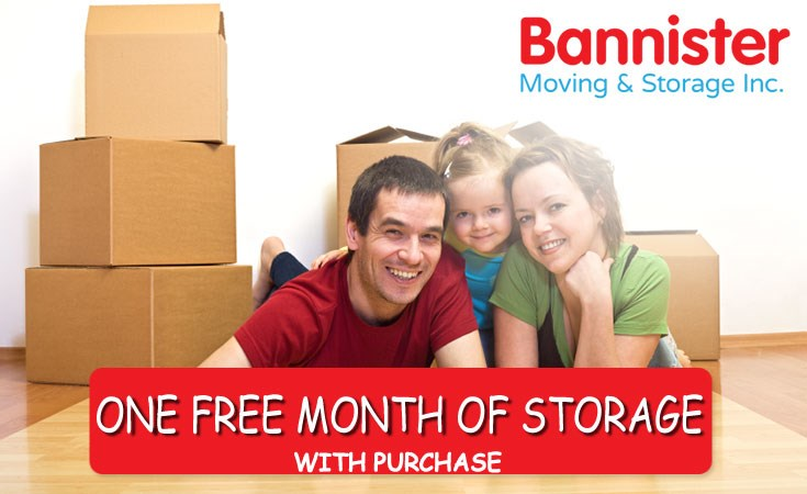 Monthly Storage Offer