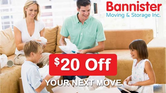 $20 Off Your Move