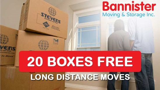 20 Boxes Free