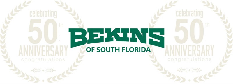 Bekins of South Florida Celebrates 50 Years of South Florida Moving