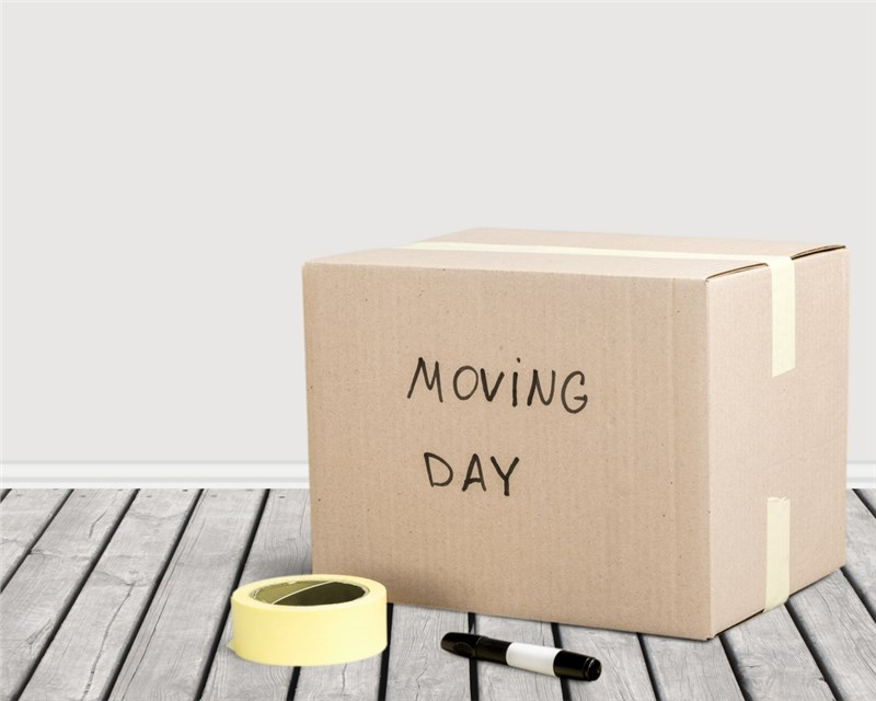 5 Tasks to Complete Before Moving Day