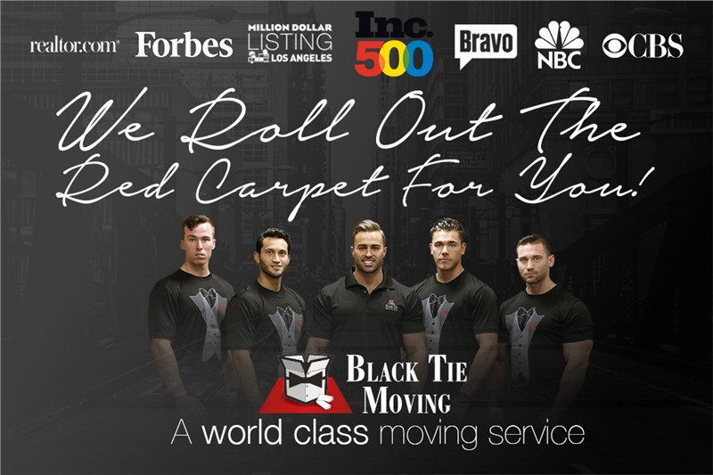 Ohio Moving Company: Black Tie Now Serving 3 Locations in Ohio